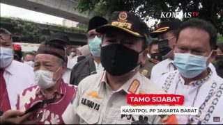 Kerumunan Emak-emak Senam di Kembangan, Panitia Minta Maaf, Didenda Rp 2 Juta