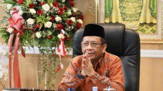 Mahfud MD Blak-blakan Soal Korupsi Zaman Now, Makin Gila, dari APBN Belum Jadi Dikorup, Singgung DPR